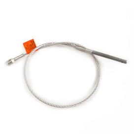 Трос привода ручного тормоза ВАЗ 2123 короткий
